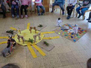 Palmsonntag- Einzug in Jerusalem