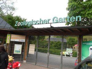 Ausflug in den Augsburger Zoo