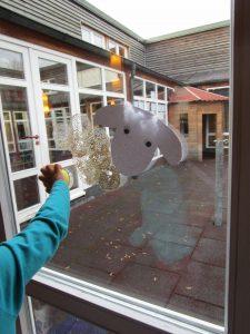 Wir gestalten unsere Fenster.