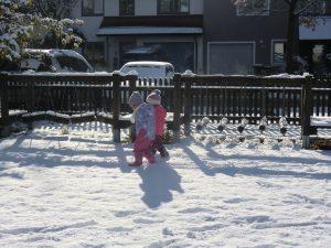 Schnee ist einfach toll!!