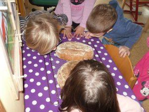 Wie riecht unser selbst gebackenes Brot?
